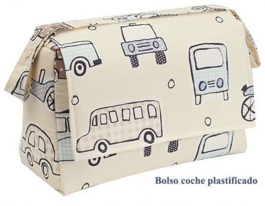 Bolso de coche plastificado (628)
