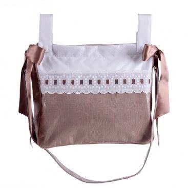 Bolso de paseo plastificado de la colección Serena-bebé