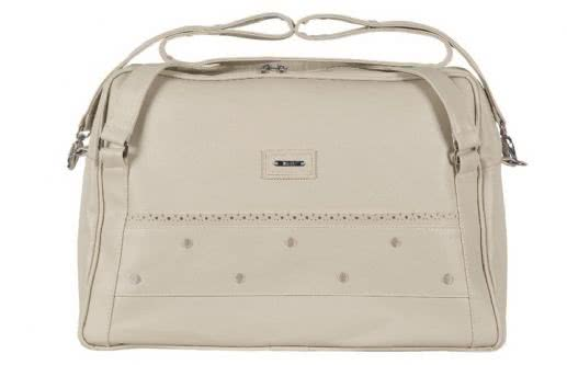Bolso maleta de polipiel, tres colores (Olimpo)