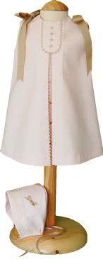 Conjunto vestido-Batón y capota rosa y camel talla unica