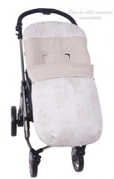 Saco de silla universal (Beautiful Bebé)