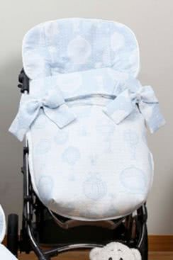 Saco de silla universal (Globos)