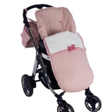 Saco de silla universal o bugaboo. Colección Jazmín-Bebé