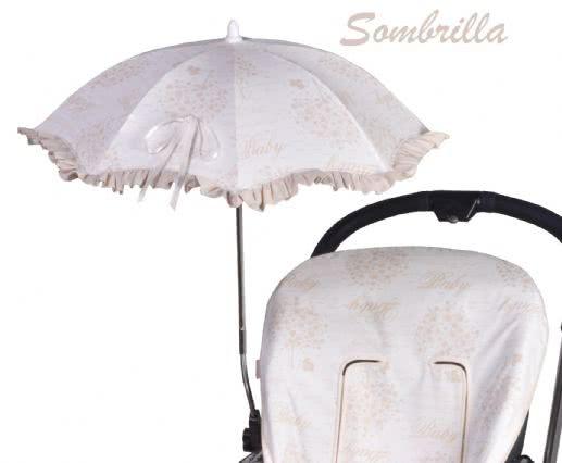 Sombrilla con flexo universal (Beautiful Bebé)