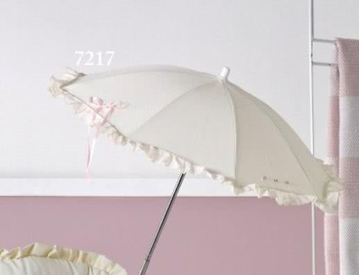 Sombrilla con flexo universal. Colección Carlabebé
