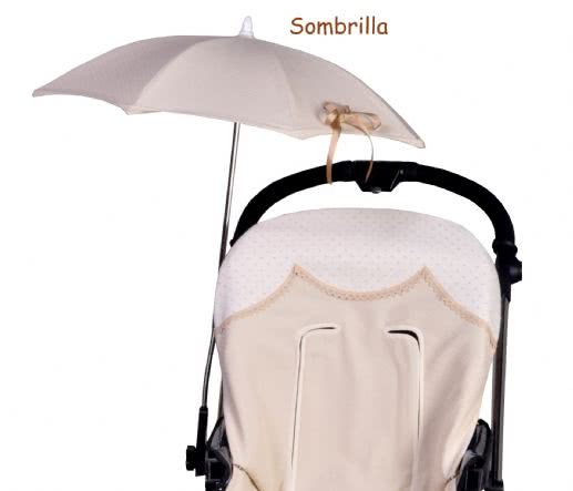 Sombrilla con flexo universal (Hansel & Gretel)